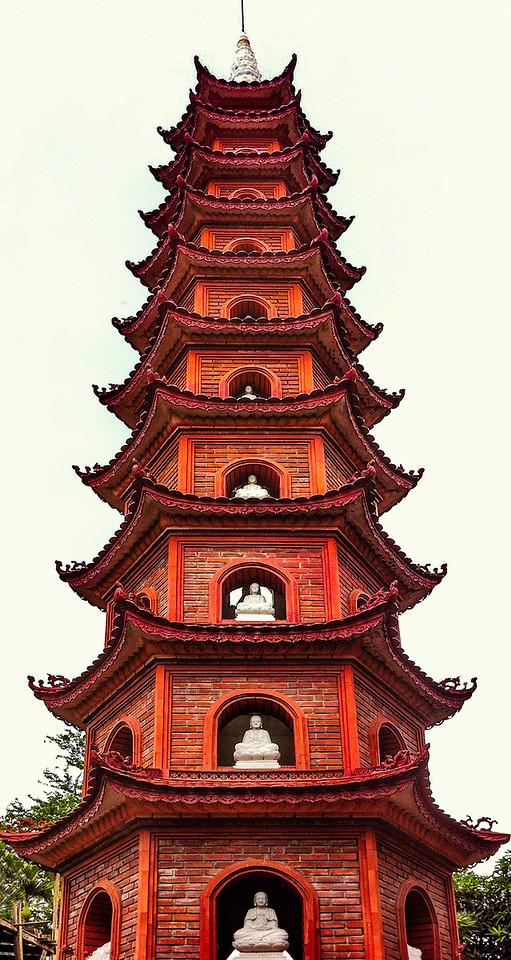 oldest pagoda